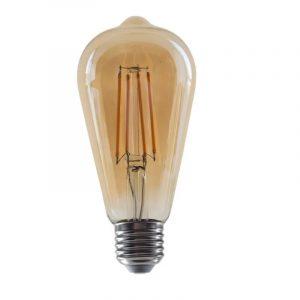 Lampara Led Vintage 8w Filamento E27